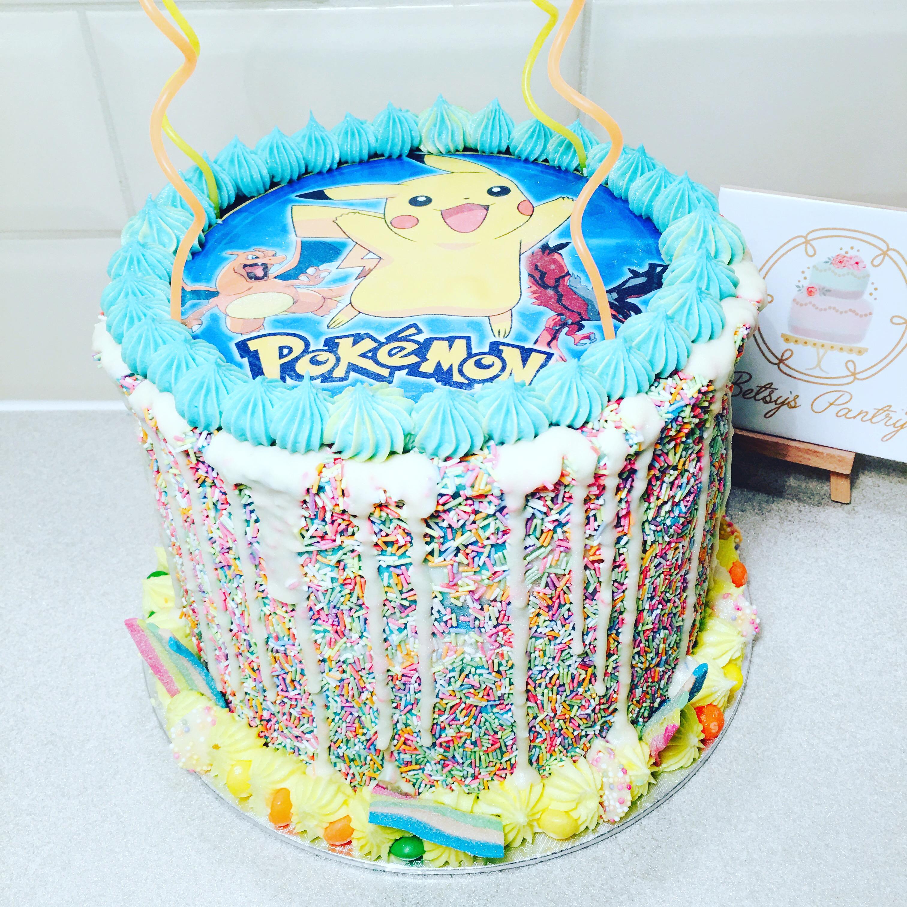 Birthday cakes Betsys Pantry Bolton